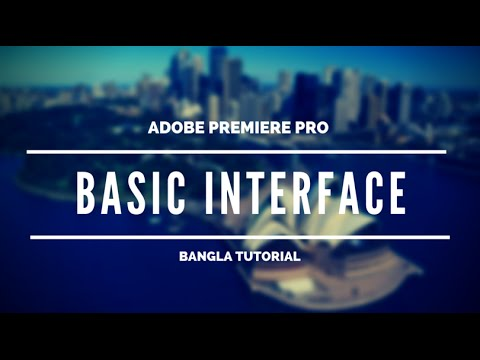 adobe premiere pro bangla tutorial pdf