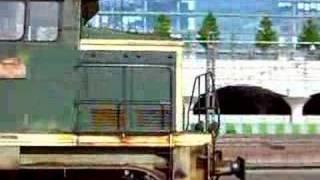 Locomotive BB 63 000 'verte'