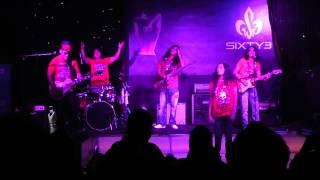 Live  Jinbara-CINTA PANTAI MERDEKA 2012