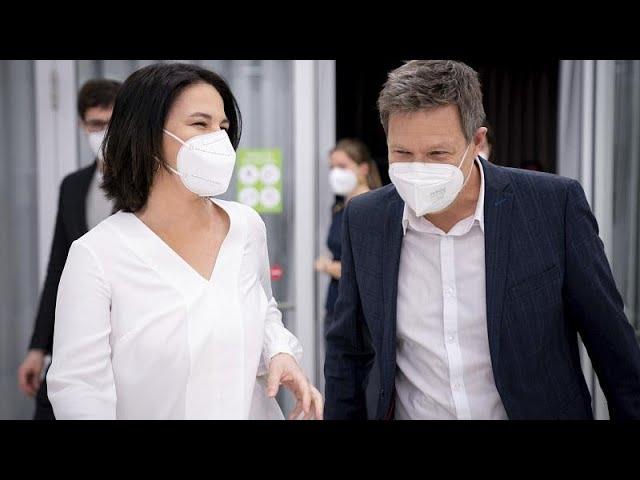 LIVE: Annalena Baerbock wird erste Kanzlerkandidatin der Grünen