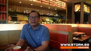 Anthony Wong Interview Part 1