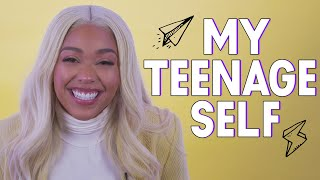 Jordyn Woods talks life before \'The Kardashians\'.