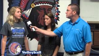 Marion KS High School Volleyball Preview 2013