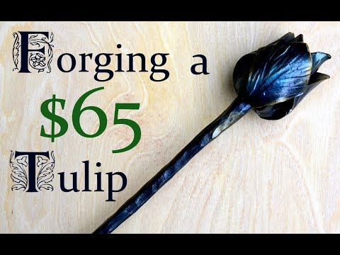 How to Forge a $65 Tulip