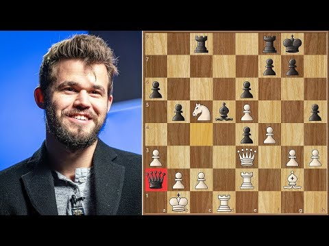 Game Worthy of the Finals! || Carlsen vs MVL || Grand Chess Tour Finals (2019)