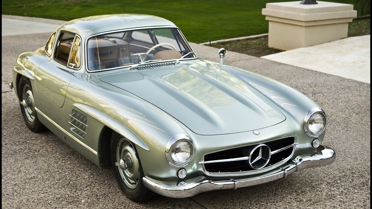 Rarest And Most Iconic Mercedes-Benz Models of All Time ...