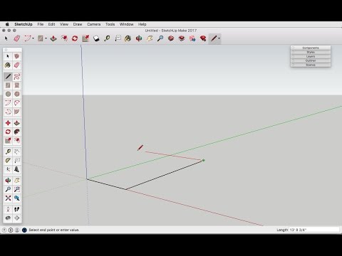 SketchUp Guide: The Top 10 Essential Tools to Master in SketchUp First