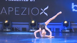 Avery Gay - Tragedy -Master Ballet Academy- Beat Squad Performance at Dancer Palooza 2015