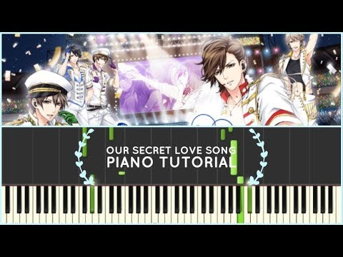 Scandal in the Spotlight - Our Secret Love Song (Piano Cover + Tutorial) Synthesia