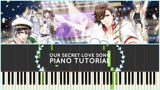 """Otome Game by Voltage Inc. Scandal in the Spotlight OST """"Our Secret Love Song"""" Piano cover + synthesia tutorial~ ^I know this otome game has been released ..."""