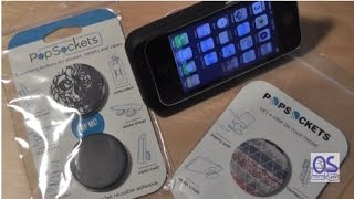 REVIEW: PopSockets: Media Stand & Phone Grip
