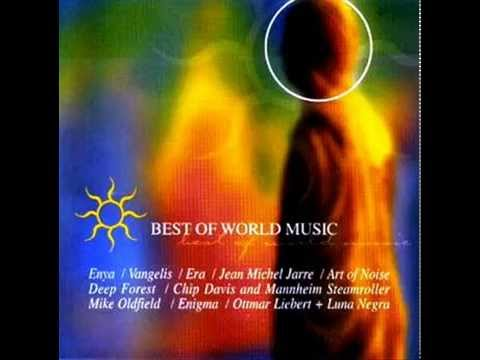 DAVID LANZ & PAUL SPEER- Rain Forest. Track #13. DISCO BEST OF WORLD MUSIC. VOL. 1.