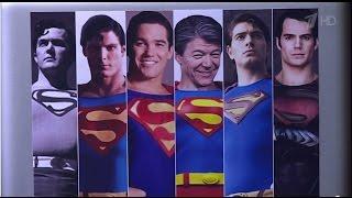 Вечерний Ургант. Новости от Ивана - День рождения Супермена (01.06.2015)