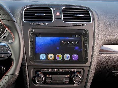 Штатная магнитола Volkswagen универсальная Android CF-3143N