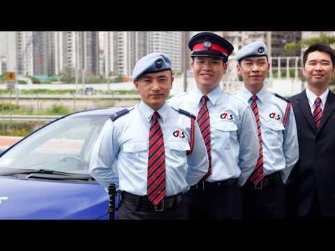 Security guard job and salary in  HongKong