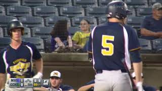 Marshall Pile (class of 2020) Baseball Recruiting Video