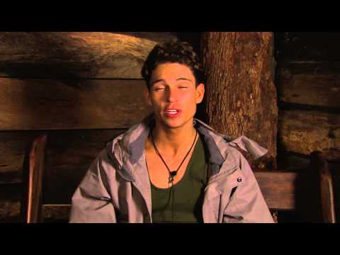 The Camp Do The Carlton Dance | I'm A Celebrity Get Me Out Of Here!