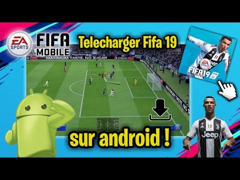 TELECHARGER FIFA 19 SUR MOBILE ! COMMENT JOUER A FIFA 19 SUR ANDROID !