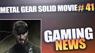 Gaming News#41 | METAL GEAR SOLID MOVIE + FORTNITE NEW PRIZE | HINDI |