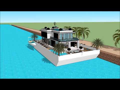 HOUSE BOAT PROGRESSIVE MINNEAPOLIS BOAT SHOW 2018 HOUSEBOATING MINNESOTA HOUSEBOAT  Yacht Show 2018