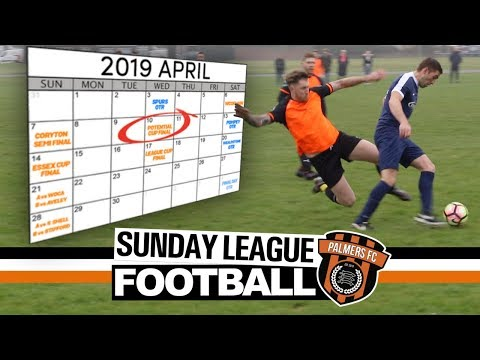 Sunday League Football - POTENTIALLY