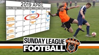Sunday League Football - POTENTIALLY
