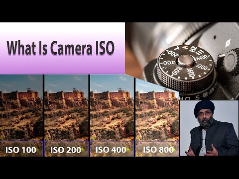 What is ISO in camera and ISO Settings photography tutorial thumbnail