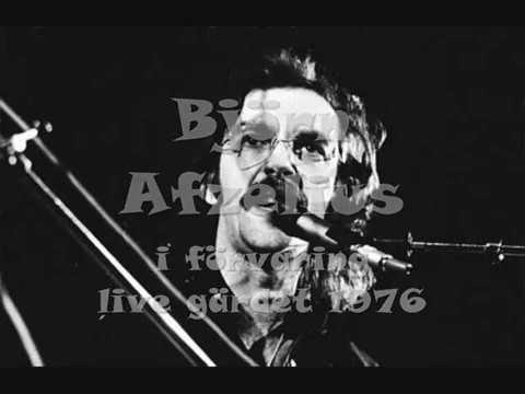 Björn Afzelius live Gärdet 1976 I Förvaring
