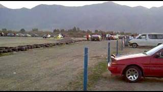 arrancones ensenada octavio drift f22 vs ej6h22 turbo