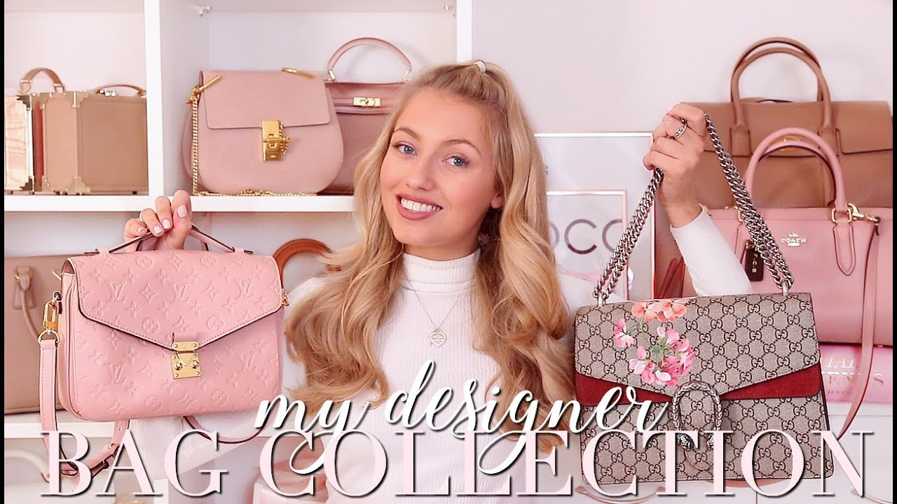2c366212a8 My Designer Bag Collection! 👛 ~ Freddy My Love - YouTube