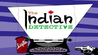 THE INDIAN DETECTIVE (TRAILER) coming to Netflix Dec 19th- Russell Peters