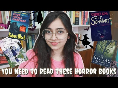 12 Scary Books That Will Not Let You Sleep! 👻 Horror Books for Halloween 🎃