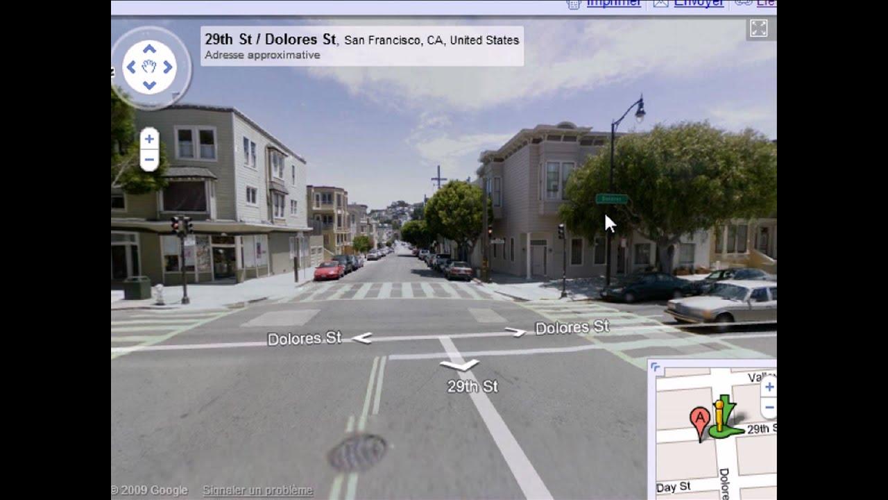 ovni google maps