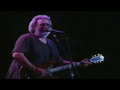 Jerry Garcia Band  Dear Prudence 1990 HD