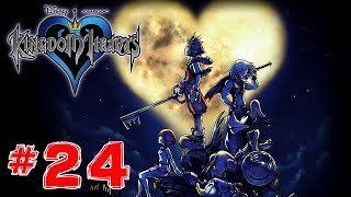Kingdom Hearts HD 1.5 Remix Walkthrough Part 24