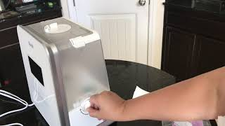 Levoit Humidifier Unboxing and First Impression