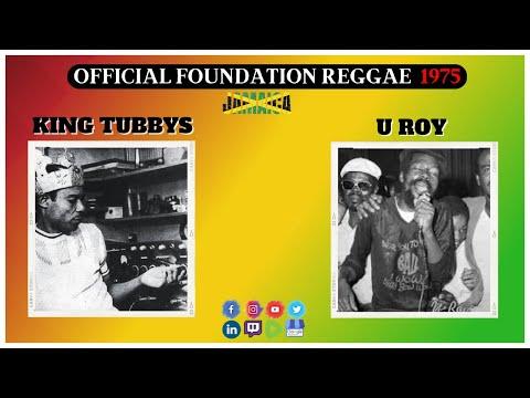 King Tubbys ft U Roy Kingston Jamaica 1975