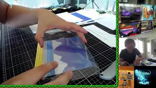 Retrogame Diorama - Zelda - Links Awakening - #Crafting #Papercraft
