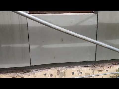 Температурно-усадочные швы в системе мокрых штукатурных фасадов EIFS Ceresit