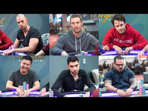 Million Dollar Cash Game - Full Highlights ♠ Live At The Bike!