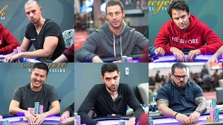 Million Dollar Cash Game - Full Highlights ♠ Live at the Bike!