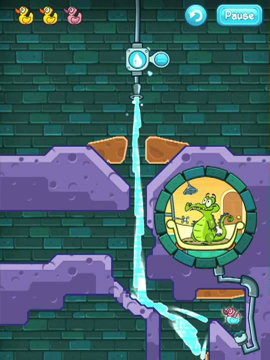 meet swampy level 2 18 on wheres my water