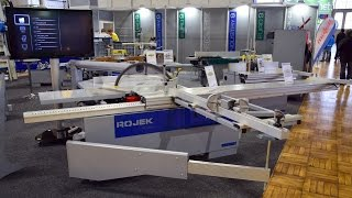 ROJEK, Woodworking Machinery – Trade Fair PRAGOLIGNA 2016