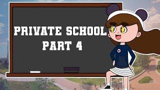Private School is WAR