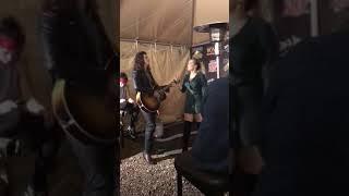 Gabby Barrett and Cade foehner 11/18/18 Rootstown Ohio