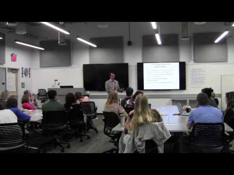 Dr. Bill Penuel, University of Colorado Boulder, 4-14-2017