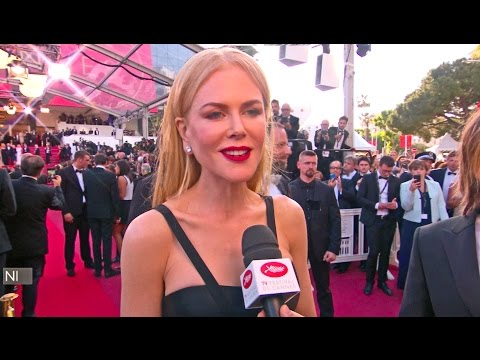 Nicole Kidman interview at The Killing of a Sacred Deer premiere in Cannes