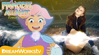 The AMAZING Magic Tricks of Issy Simpson | PRINCESS ALLIANCE: POWERFUL KIDS