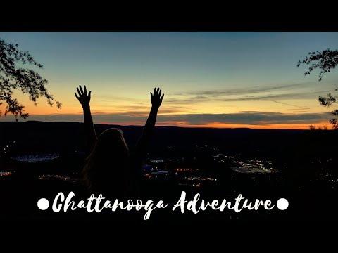 Vlog: Chattanooga Adventures
