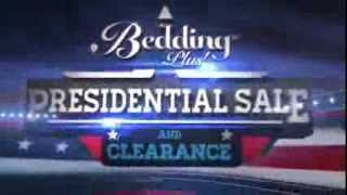 Bedding Plus Presidential Sale & Clearance
